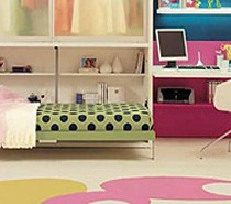 teen-room-foldable-bed