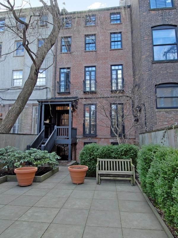 Julianne Moores Home In New York