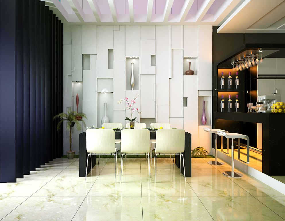 bar at home - Home Designs Ideas