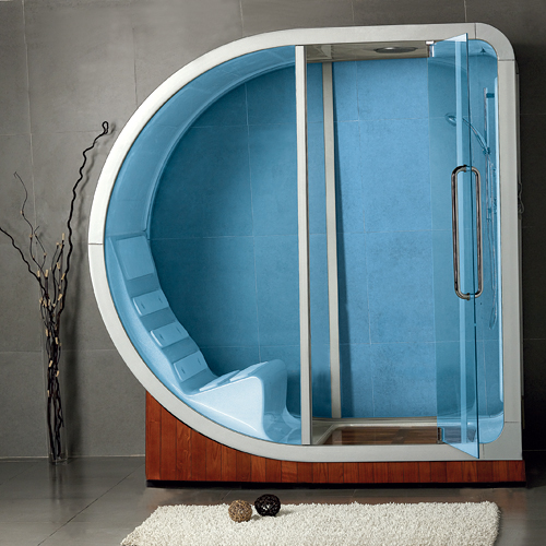 Linea Aqua Apollo Steam Shower