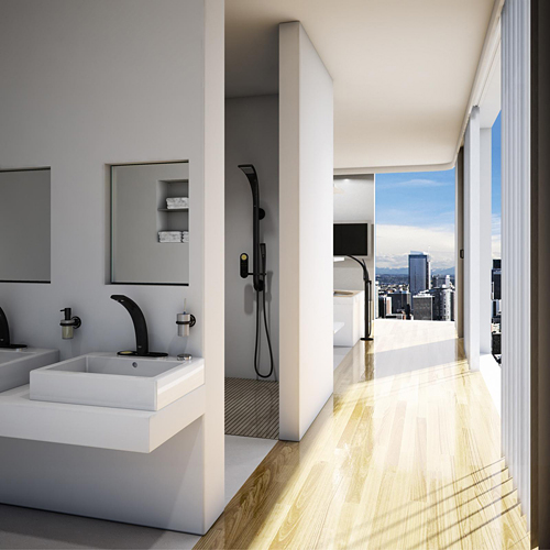 Ondus Bath system by Grohe
