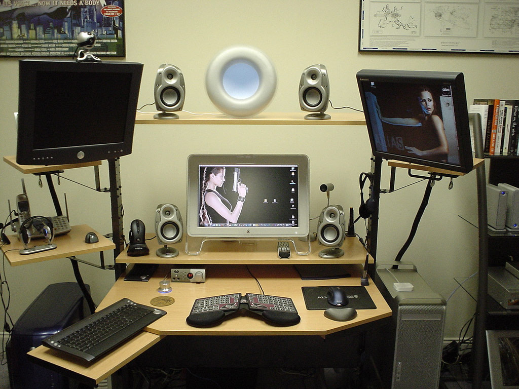 Awesome Mac Workplaces