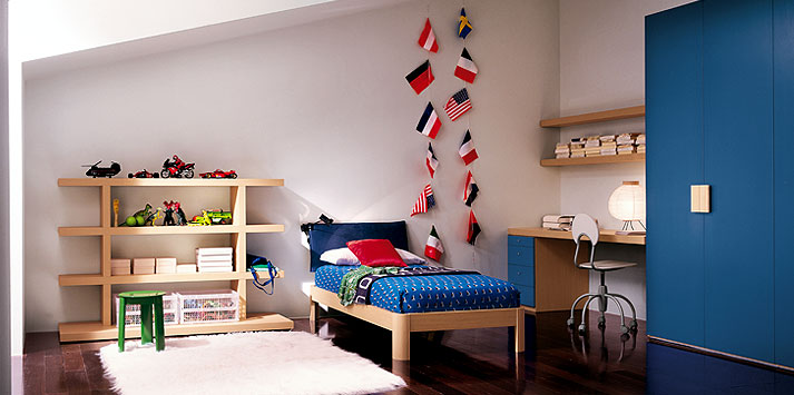 stylish teenagers' rooms from clever