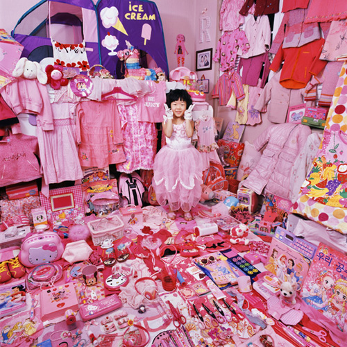 Pink Pixie Girls Room Part 61