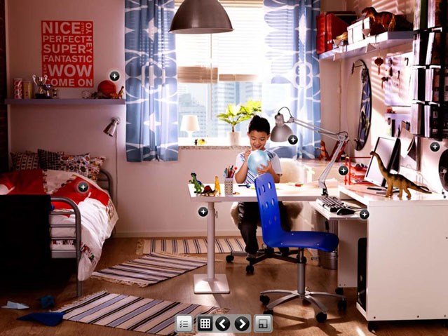 Decorating Ideas > Dorm Room Inspirations From IKEA ~ 032130_Dorm Room Feng Shui Ideas