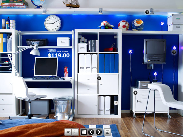 Dorm Room Inspirations From IKEA Fascinating Dorm Interior Design
