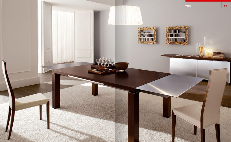 Beautiful Dining Rooms From Cattelan Italia - Stylish-dining-rooms-from-cattelan-italia