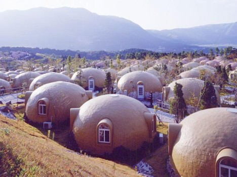 domes for homes