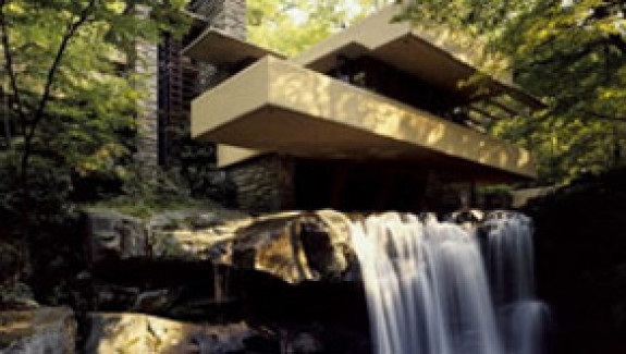 Live in Falling Water, Frank Lloyd Wright's Masterpiece