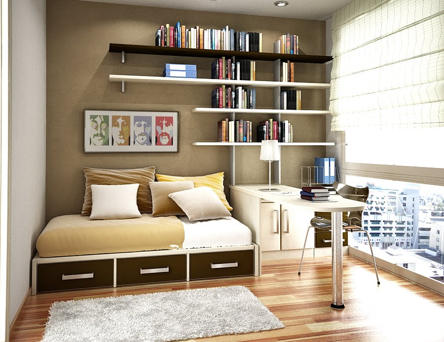 french window in room  conserving space room. Space Saving Ideas for Small Kids Rooms