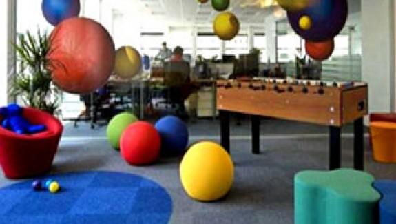 Google's offices from around Europe