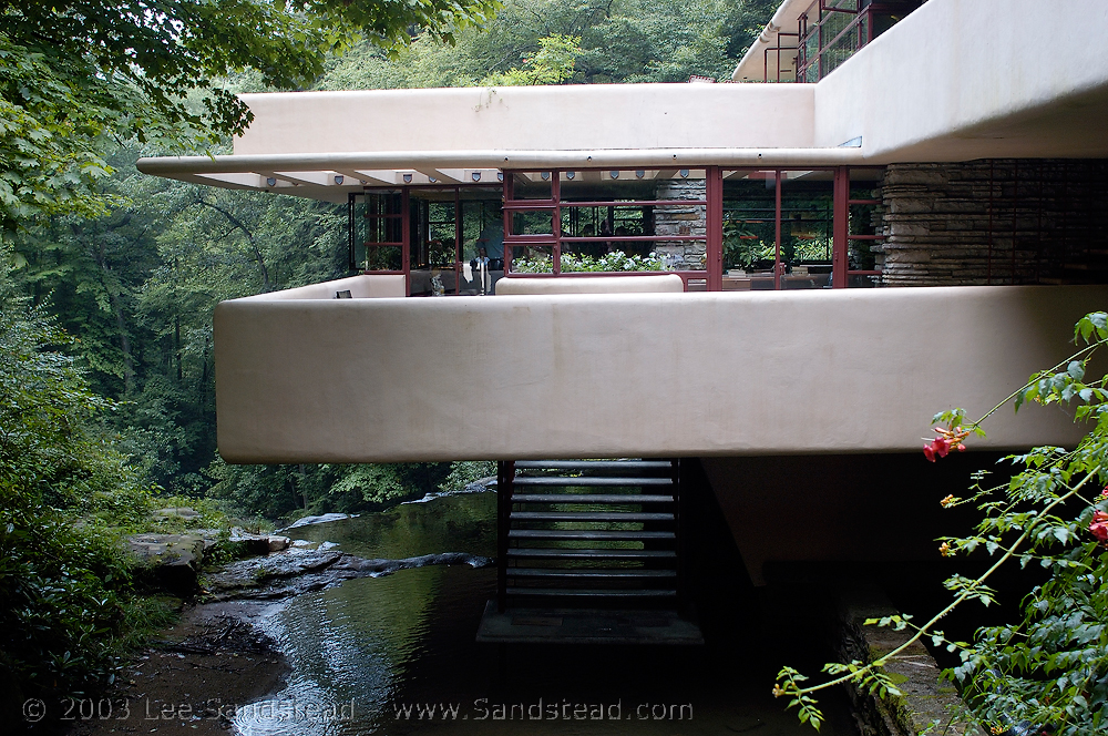 Falling Water Frank Lloyd Wright 39 S Masterpiece
