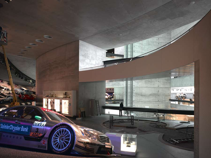 Super Car Museums