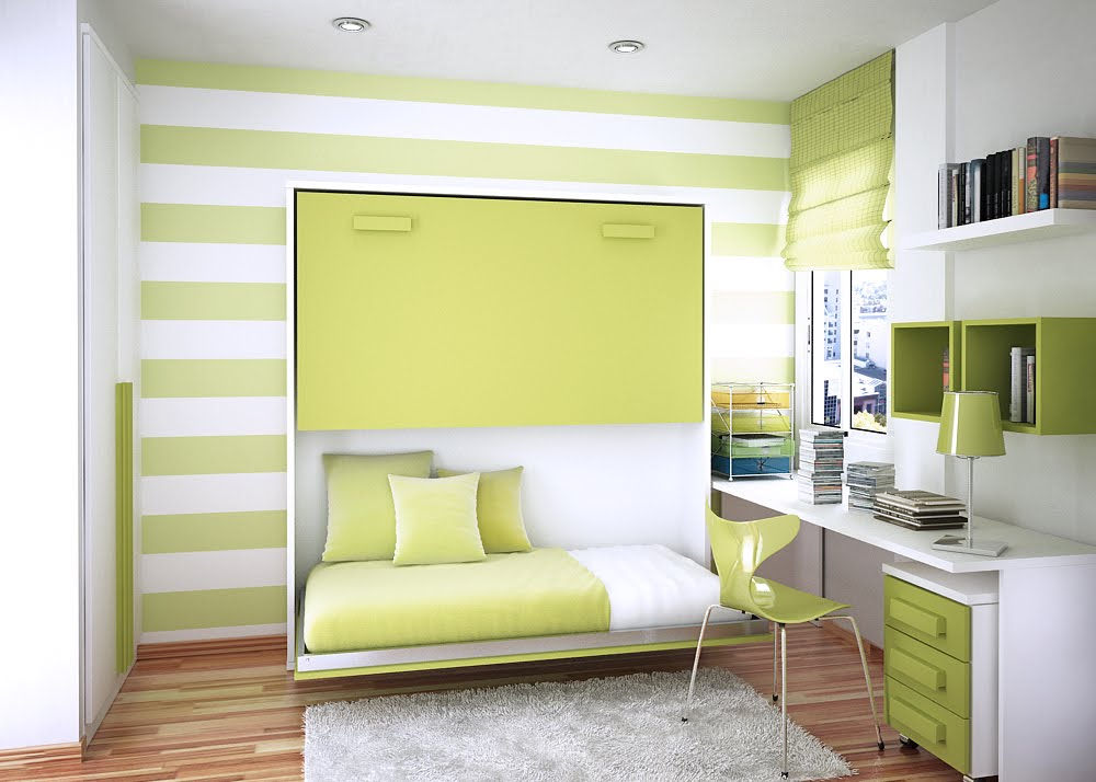 smart idea for a room. Space Saving Ideas for Small Kids Rooms