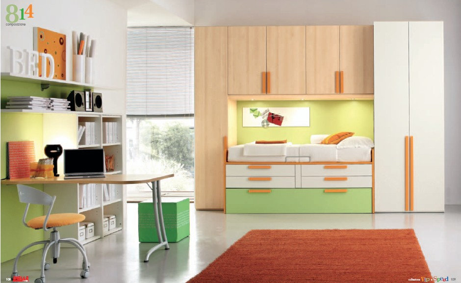 the complete bedroom - Kids Room Furniture Ideas