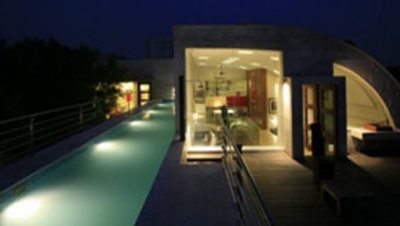 N85 Residence in New Delhi, India