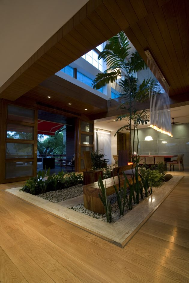 N85 residence in new delhi india for Beautiful houses and interior designs