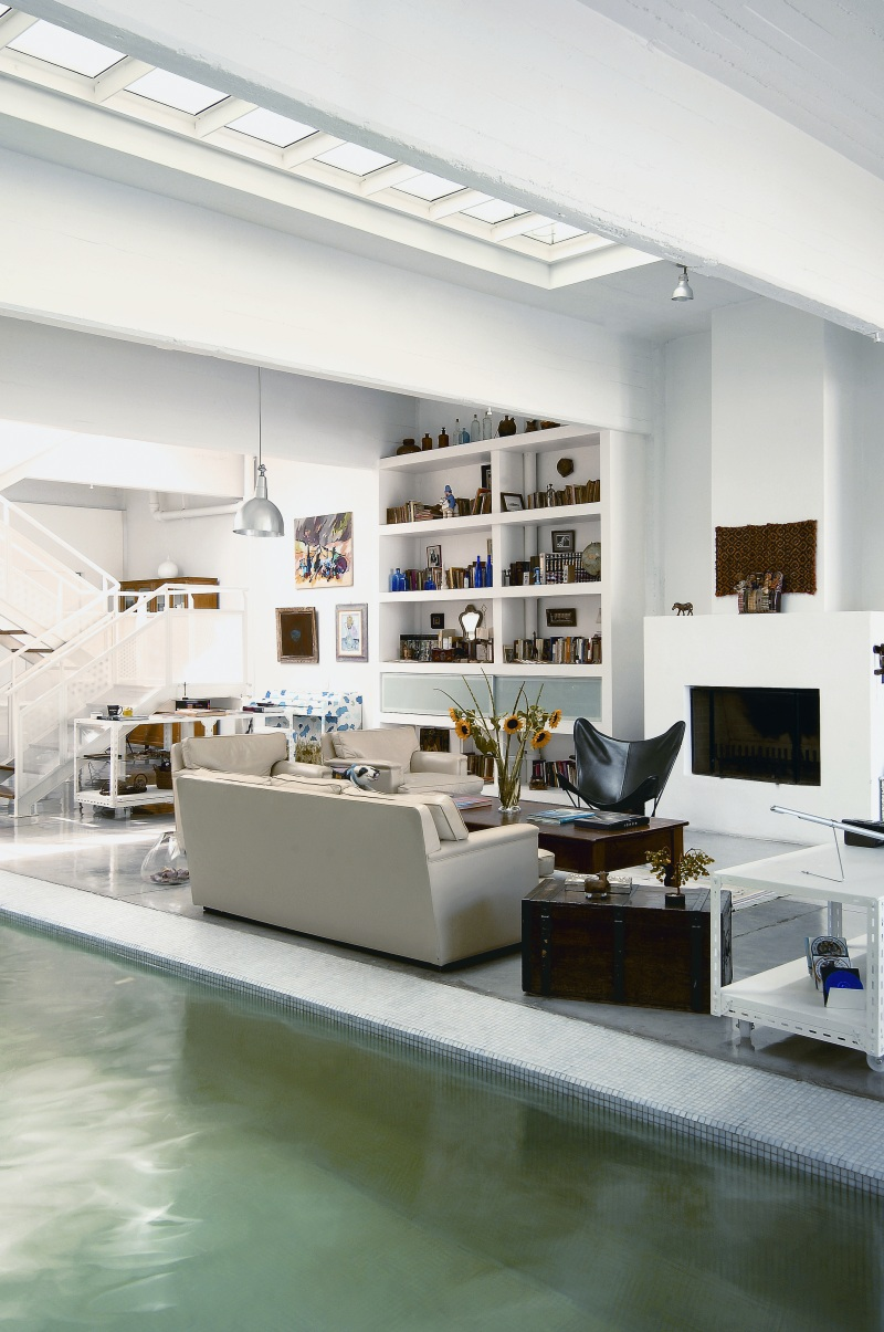 Merveilleux Indoor Pool House