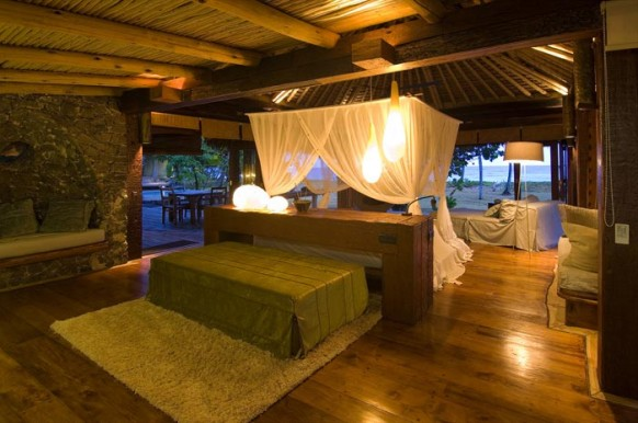 Private Island Seychelles - interiors