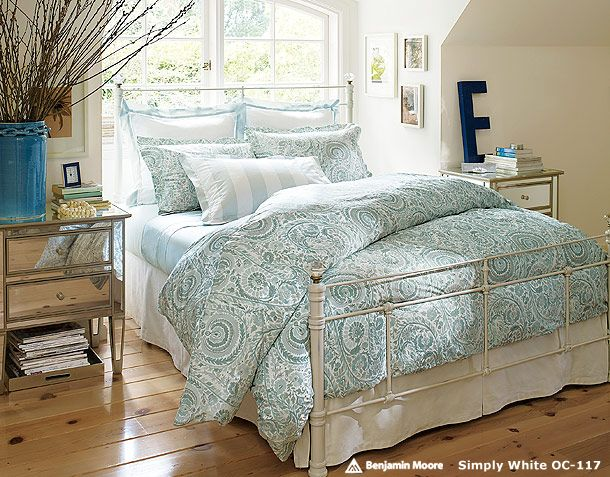 if you come across pleasing bedroom decoration designs like these which you think need to be featured here at home designing please mention them in the - Pottery Barn Bedroom Decorating Ideas