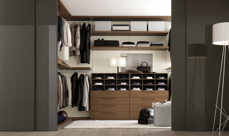 Classic walk in wardrobes Walk in bedroom closets