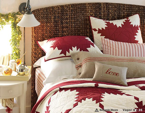 Delightful Bedroom For Christmas Part 95