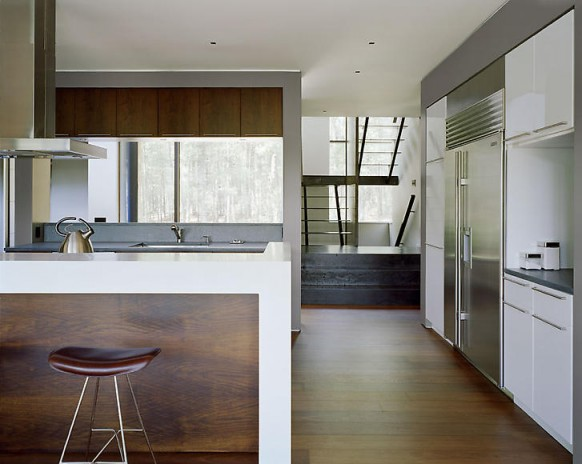 home in new york - kitchen