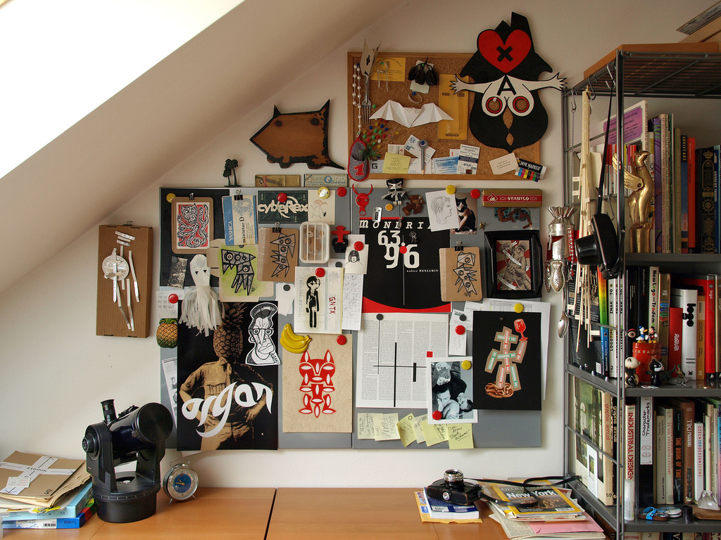 Art craft studios and other creative workplaces for Room inspiration