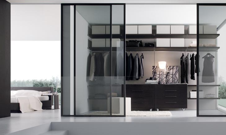 Amazing Modern Walk In Closet Sophisticated Walk In Wardrobes For Women