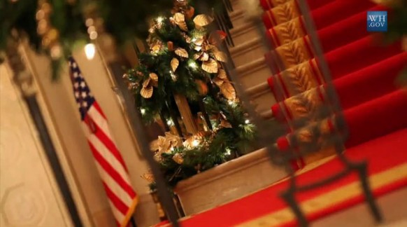 whitehouse decoration