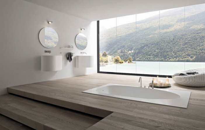 If you like to see more bathrooms  check our gallery of bathroom design ideas. Modern Bathroom Designs from Rexa