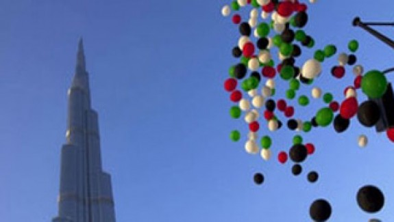 Burj Khalifa (Formerly Burj Dubai) Opens Officially