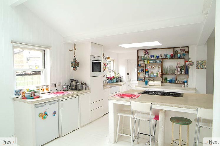Another Beautiful House In London - home decoration kitchen