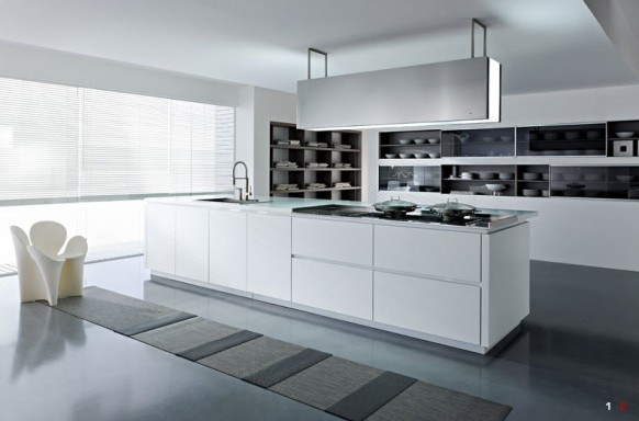 creative kitchen range