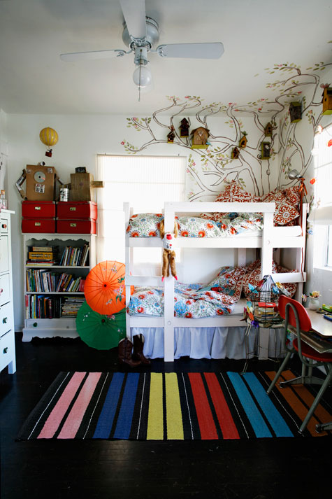 pretty childrens rooms