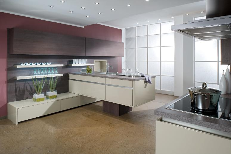 Stylish contemporary kitchens from bauformat - Stylish cooking ...