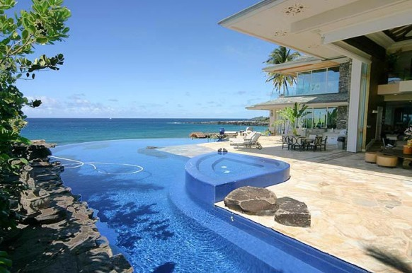 amazing views from the villa
