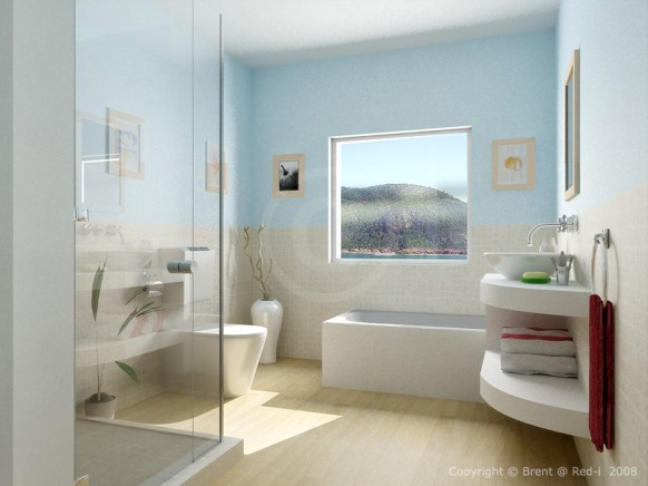 bathroom by voodoo butta v1