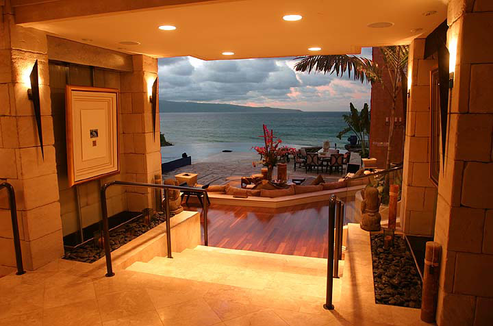 Beautiful Homes In Hawaii tiger woods' home in hawaii hoax email