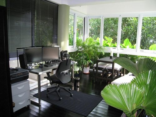 Fantastic Cool Home Workspace Setups Largest Home Design Picture Inspirations Pitcheantrous