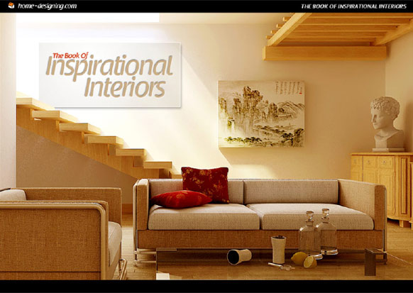 home design books.  Home Designing Presents The Book Of Inspirational Interiors