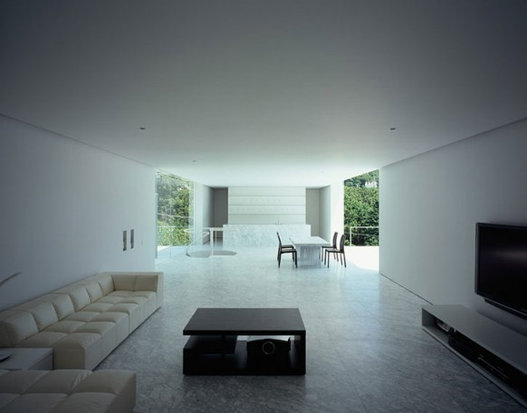 lounge room fuji architects