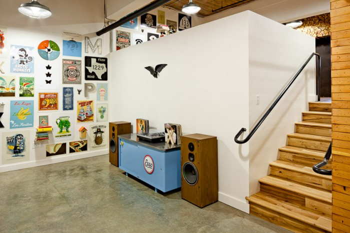 parliament office stairs & Stunning Workplaces of a Creative Agency
