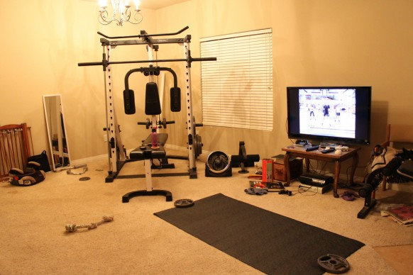 Fitness in the world home gym design tips