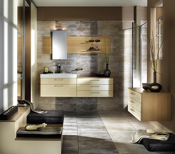 contenporary bathroom design