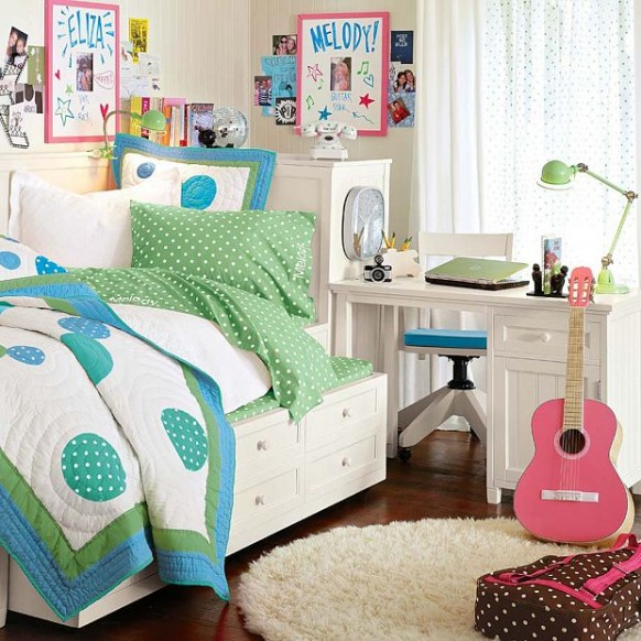 music lovers dorm room