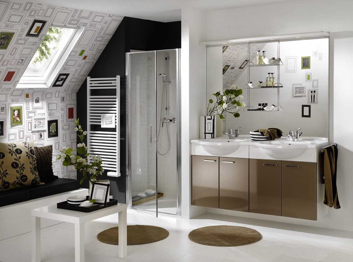 Stupendous 20 Examples Of Innovative Bathroom Designs Interior Design Largest Home Design Picture Inspirations Pitcheantrous