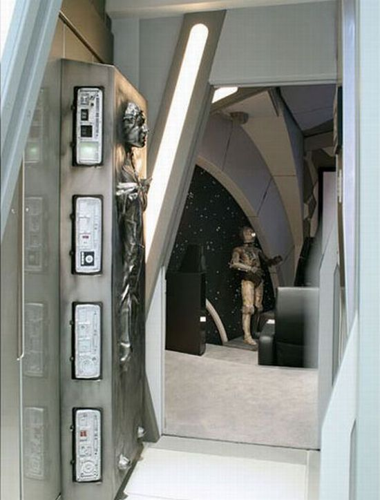 amazing star wars fan home