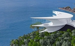 Futuristic Dream House ...