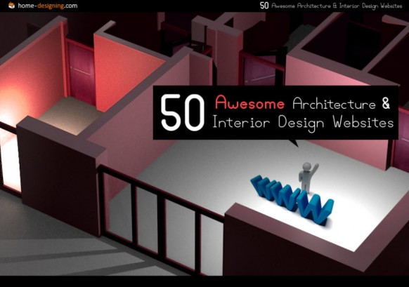 50 awesome architecture and interior design websites